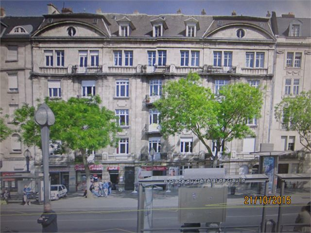 Agence Mosellane Immobilière Appartement - F5 - 137.82m² - METZ (57000)
