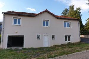 Agence Mosellane Immobilière Maison - F6 - 138m² - BREISTROFF-LA-GRANDE (57570)