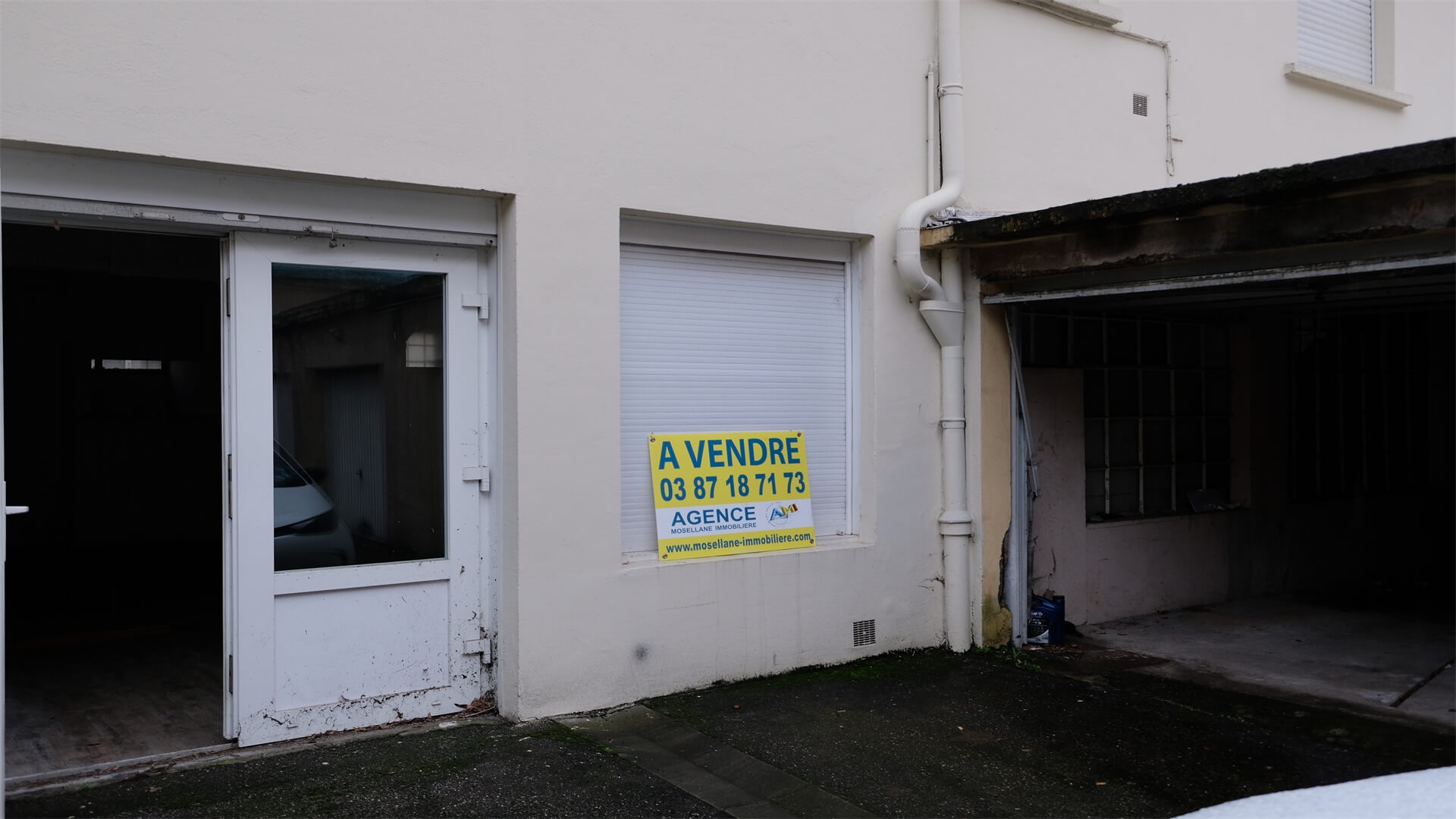 Agence Mosellane Immobilière Local commercial - 115m² - METZ (57000)